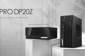 微星發表AMD Ryzen 5000G系列商務專用PRO DP20Z 迷你主機