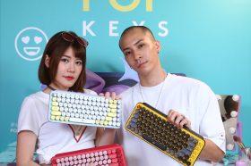 顛覆鍵盤想像!羅技推出超具個性化的POP KEYS無線機械式鍵盤