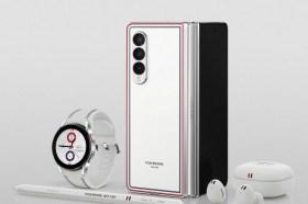 三星最新摺疊機 Galaxy Z Fold3 & Flip3 5G Thom Browne Edition 限量版台灣售價曝