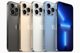 iPhone 13 Pro 256GB天峰藍色最搶手!燦坤線上預約保證當日取貨還送最高2500配件金