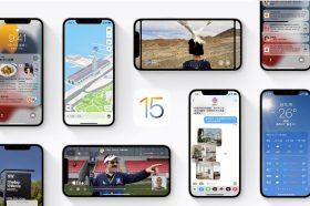 搶先iPhone13體驗!iOS 15 將於9/20上線