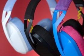 Logitech G最輕雙模無線藍牙耳機G435輕盈潮翻登場