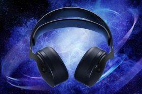 PlayStation5專用PULSE 3D無線耳機組新色「午夜黑」 將開賣