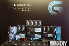 羅技發表全新G系列電競周邊 為遊戲玩家親身打造