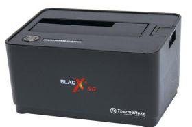 曜越 BlacX 5G 硬碟外接座
