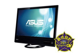 經典之作 睛艷登場ASUS ML-249H  24吋寬螢幕LED液晶顯示器