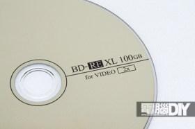 提供您更靈活的燒錄方式Panasonic BD-RE XL 100GB降臨