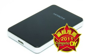 HITACHI TOURO MOBILE PRO 500GB隨身硬碟