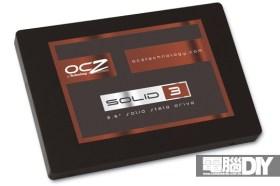 SF-2200系列控制器的入門好選擇OCZ SOLID 3 60GB固態硬碟