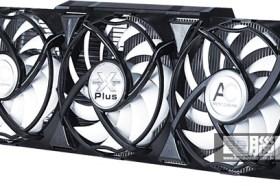極致的散熱美學ZEX Accelero XTREME Plus II顯示卡散熱器