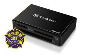 Transcend TS-RDF8K USB 3.0讀卡機