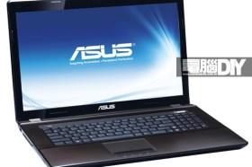 尺寸效能面面俱到ASUS A73SV
