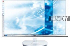 全球最薄,硬是精彩AOC i2353Ph 液晶顯示器