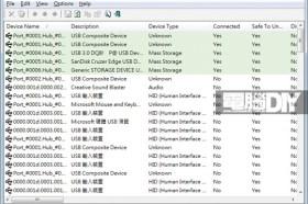 工具軟體USBDeview v1.92