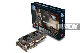SAPPHIRE HD 6970 Dual Fan Edition顯示卡
