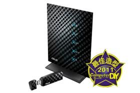 ASUS RT-N53 雙頻無線路由器USB-N53 雙頻無線網路卡