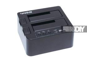 免電腦輕鬆備份CyberSLIM S2-U3C硬碟外接盒