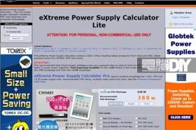 計算所需的電源供應器瓦數