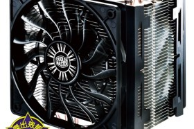 比HDT更給力 Cooler Master Hyper 412 Slim 散熱器