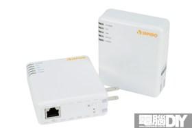 SAPIDO AV500電力線網路橋接器