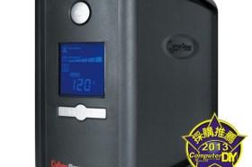 蓄電不絕 固若金湯 CyberPower C1000avrlcd 不斷電系統
