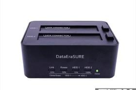 一機搞定讀抹拷 寶信興DataEraSURE硬碟外接 清除 對拷
