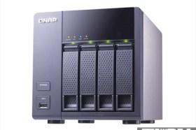備份 分享 一把罩 威聯通TS-420 家用/SOHO 4bay NAS伺服器