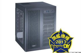 獨立散熱的巨塔 聯力PC-D600機殼