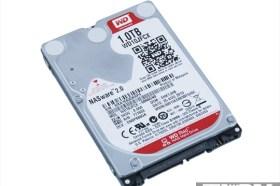羽量級NAS的福音 WD10JFCX 2.5吋 1TB紅標硬碟