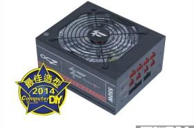 電競小砲 整線便利 OCZ 550W Fatal1ty Series電源供應器