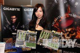 技嘉G1-Killer系列遊戲專用主機板發表會