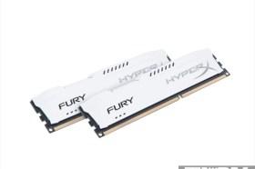 超頻入門首選 Kingston HyperX Fury DDR3-1866 8GB kit 超頻記憶體