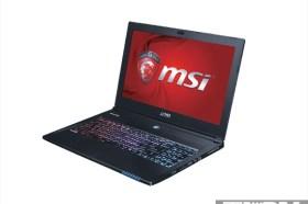 輕薄極限 玩家首選 MSI GS60筆記型電腦