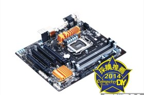 規格完整 物超所值 GIGABYTE H97M-D3H主機板