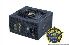 冷涼靜音 金牌優選 FSP 金鈦極II 450W電源供應器