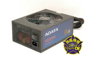 ADATA HM系列1200W 電源供應器