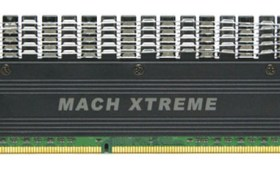 MACH XTREME ARMOR DDR3-1600 4GB雙通道記憶體