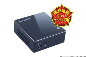 想省空間,筆電不是唯一選擇 GIGABYTE GB-BXi7H-4500 超微型電腦套件