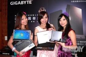筆電也要三合一,技嘉發表第三代Booktop經典騎士機T1125