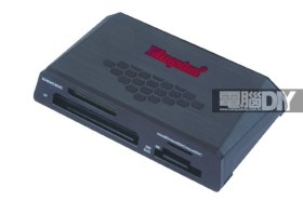 Kingston FCR-HS3 USB 3.0讀卡機