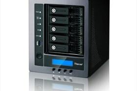 Thecus 色卡司® 發表最新內建Mini-UPS與5個千兆網路埠的5-Bay NAS  N5810PRO