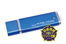 SUPER TALENT USB 3.0 Express DUO 16GB 隨身碟