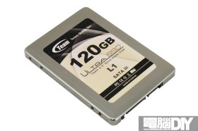 SandForce陣營再添壯丁!Team ULTRA SSD L1固態硬碟