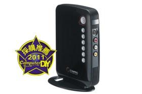 COMPRO 啟視錄W700 電視盒