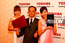 TOSHIBA全球首發!裸視3D筆記型電腦Qosmio F750