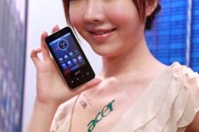 宏碁發表全球首款Android 2.1智慧型手機