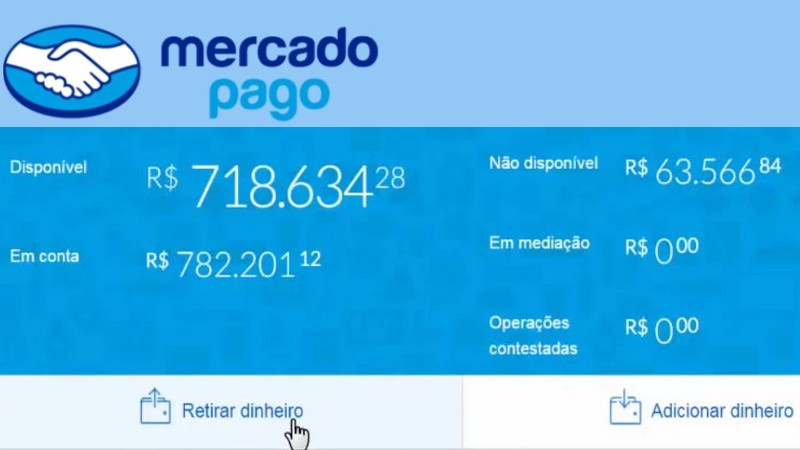 Conta Mercado Pago