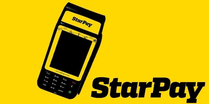 Maquininha StarPay SuperStar