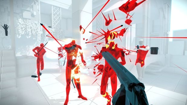 Just-Revealed Superhot Sequel Is Free For Owners Of The Original