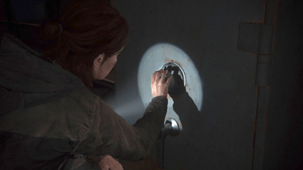 I Love Cracking Safes In The Last Of Us Part 2